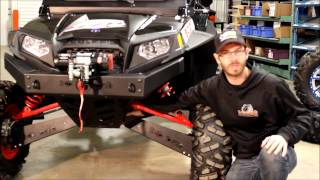 Bad Dawg Accessories - CV Boot Guards for Polaris RZR