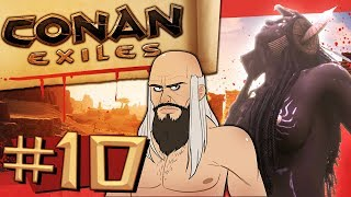 Conan Exiles #10 - The Pagoda of Boundless Lusts