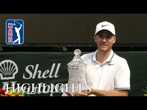 Highlights | Shell Houston Open | 2017 | Final Round