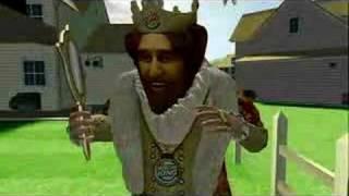 Burger King Sneak King Game for Xbox 360