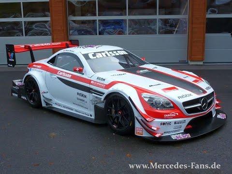 Debut/Weltpremiere:  Carlsson SLK340 Reto Meisel// Mercedes-Fans.de