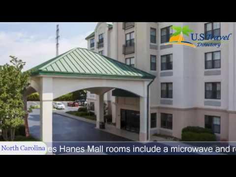 Comfort Suites Hanes Mall - Winston-Salem Hotels, North Carolina