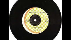Jah Dickie ‎– Satta In A Rub A Dub Style -  record city records