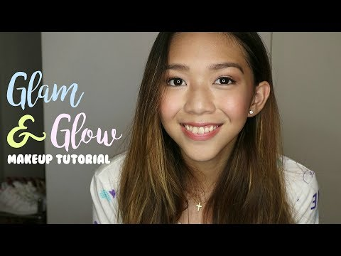 EASY GLAM Makeup Look for Debut's (Philippines) | Joella ♡