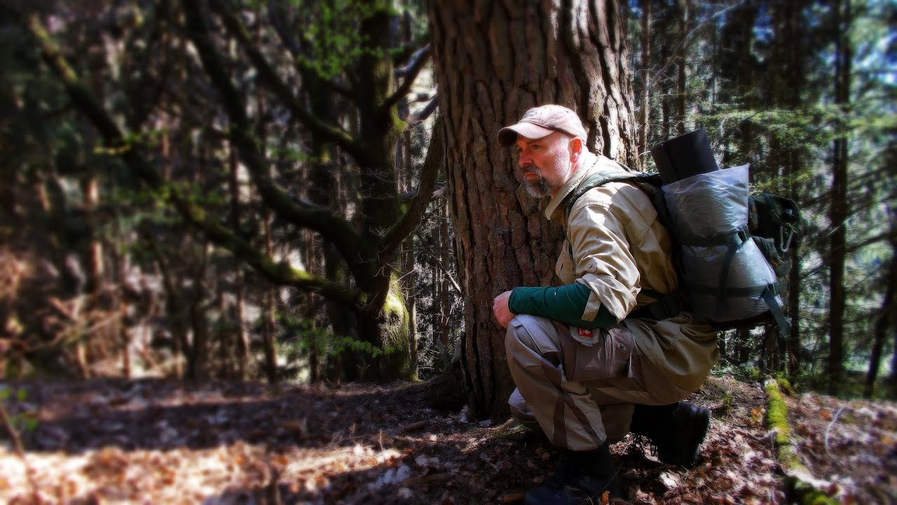 Leben Im Wald Aussteiger