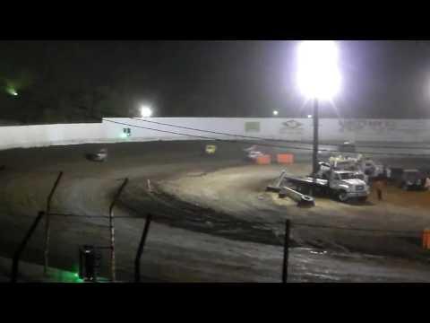 CDCRA Dwarf Car Main Event - Barona Speedway 4/22/17