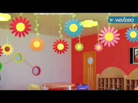 Preschool Classroom Decoration Idea