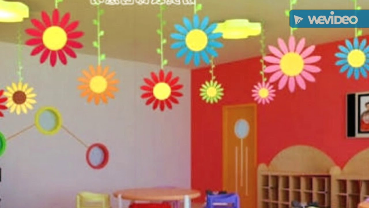 Preschool Classroom Decoration Idea