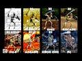 Killer Instinct SPINAL Graphic Evolution 1994-2016 | GB GBC SNES N64 ARCADE XBOX ONE PC | PC ULTRA