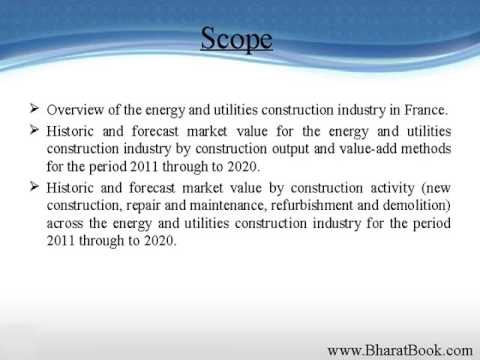 Energy & Utilities Infrastructure Construction