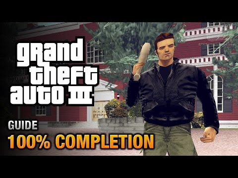 GTA 3 - 100% Completion Guide [Is That All You've Got? Trophy]