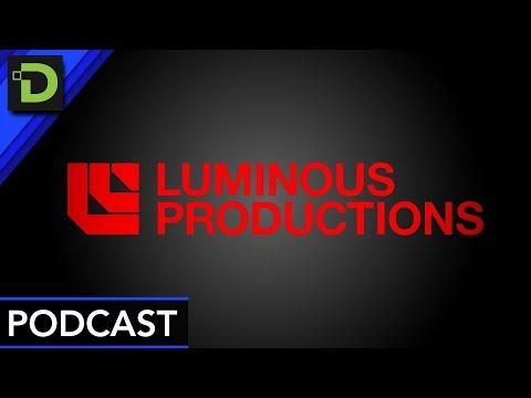 Square Enix Opens Luminous Productions | Dark Pixel Podcast: Ep. 98