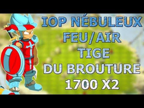 KOLI 1V1 IOP NÉBULEUX FEU/AIR EN TIGE DU BROUTURE 1700 X2 MINIMUM !