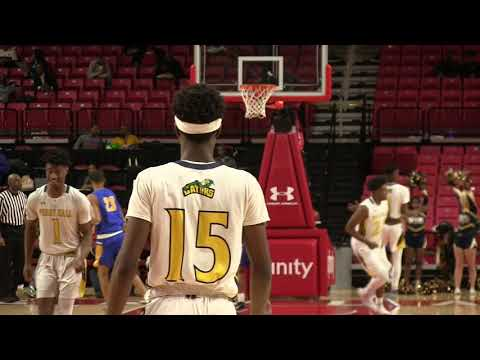 Perry Hall defeats Gaithersburg in MD 4A State Semis 3/8/18