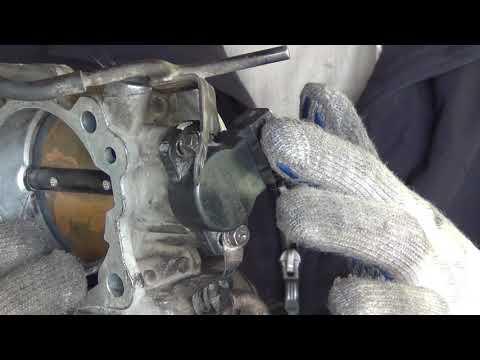 Фото к видео: Регулировка ДПДЗ Diamante 6G73 DOHC