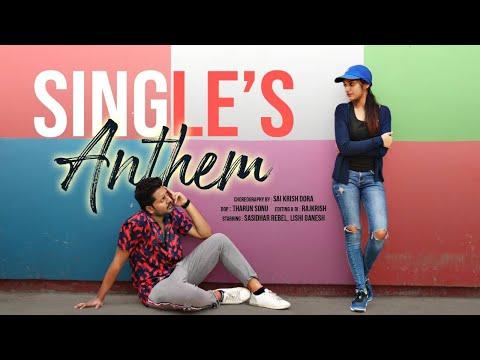 #SinglesAnthem Cover Song | Bheeshma | Ft Sasidhar Rebel & LishiGanesh