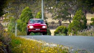 Targa Tasmania 2016 - HDT V8 Commodore Pure Sound