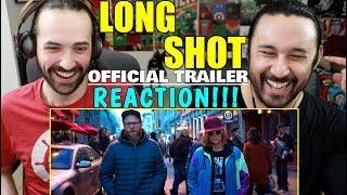 LONG SHOT | Seth Rogen | Charlize Theron | TRAILER REACTION!!!