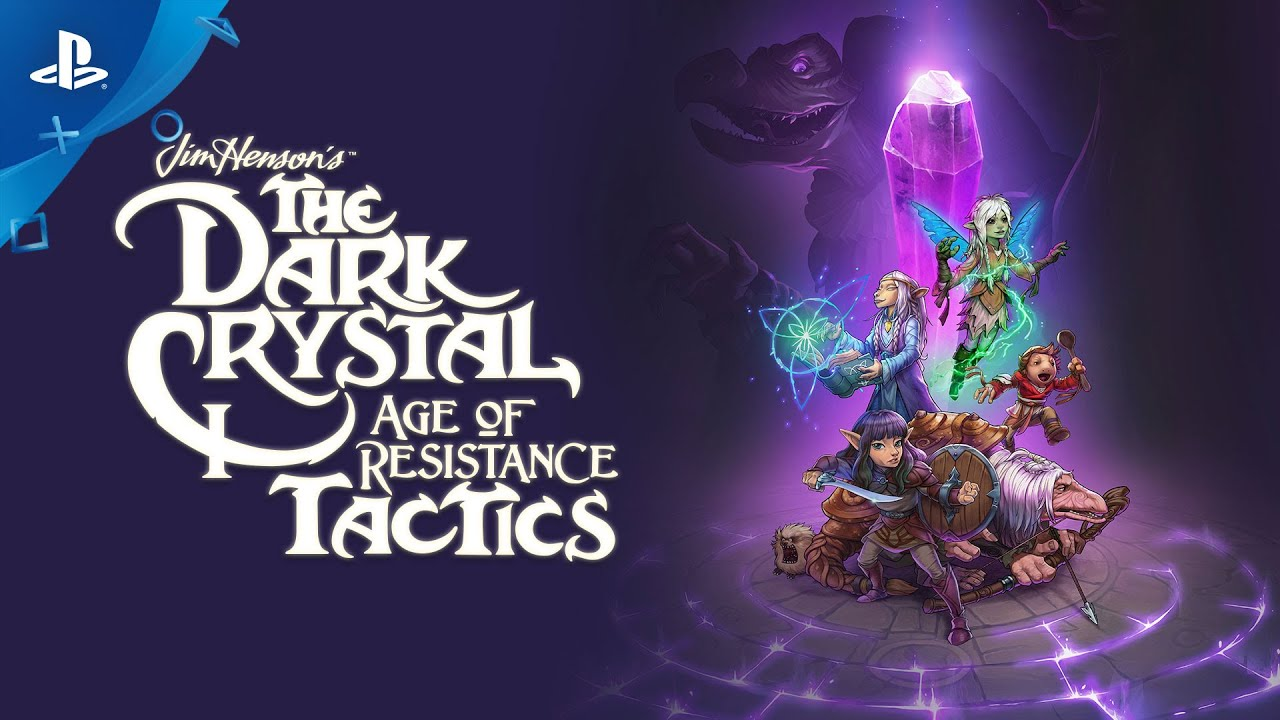 The Dark Crystal: Age of Resistance Tactics - Launch Trailer | PS4