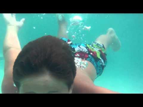 Jake Underwater