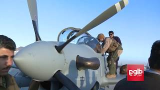 A-29's Carry Out One Third Of All Airstrikes
