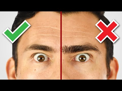 How To Wax Your Eyebrows, Nose & Ear Hair (A Man's Guide To Waxing)