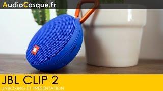 Video JBL Clip 2 - Unboxing et Test [FR] - Une excellente enceinte Bluetooth ultraportable ! download MP3, 3GP, MP4, WEBM, AVI, FLV Desember 2017