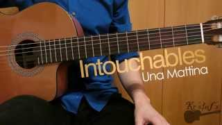 Ludovico Einaudi – Una Mattina (guitar cover, long version, free tab)