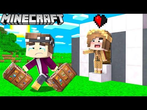 MILLIONÄR FREUNDIN WIRFT mich aus HAUS in Minecraft! 🏠❌