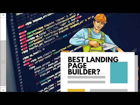 What Is The Best Landing Page Builder For Affiliate Marketing?