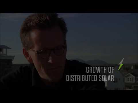 Growth of Distributed Solar