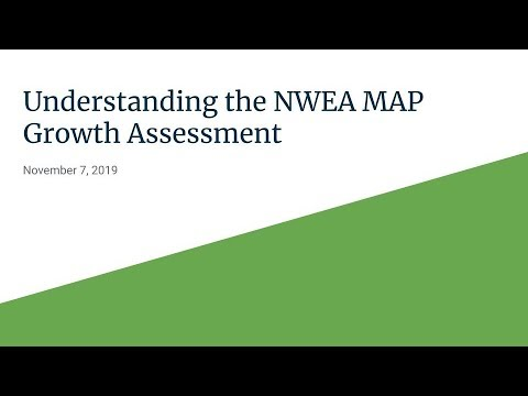 "Parent Learning Lab - ""Understanding the NWEA MAP Growth Assessment"""