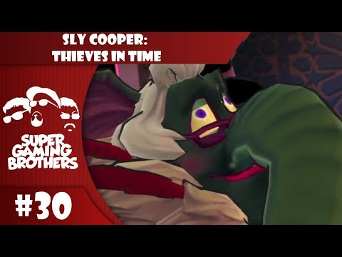SGB Play: Sly Cooper: Thieves In Time - Part 30 | To Address the Elephant in the Room...