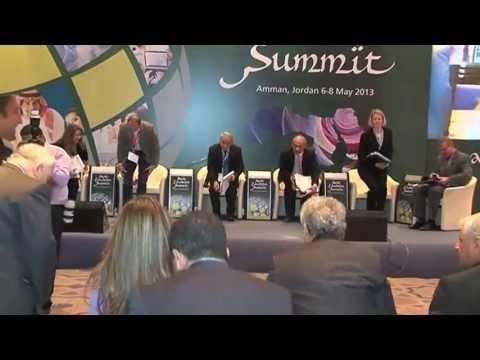 Teacher Training & Curriculum Development - Discussion Panel - Arab Education Summit 2013