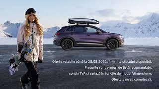 Descoperă Ofertele Speciale la Accesoriile Originale Audi pentru Toamnă-Iarnă