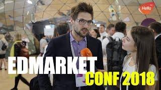 Edmarket Conf 2018 конференция по онлайн-образованию |  Как открыть школу онлайн