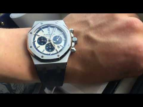 AUDEMARS PIGUET ROYAL OAK PRIDE OF ITALY – 26326ST – LIMITED EDITION - UK SPECIALIST WATCHES!