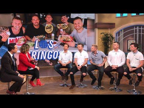 LOS GRINGOS TV EN DESPIERTA AMERICA