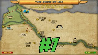 Luxor (PC) Episode 7: The Oasis of Isis