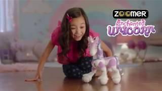 Волшебный Единорог Zoomer | Enchanted Unicorn