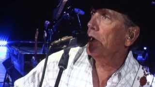 George Strait - Give it Away - 2014 - Chicago, IL