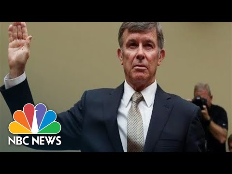Special Report: Acting DNI Testifies Before Congress On Trump Ukraine Phone Call | NBC News