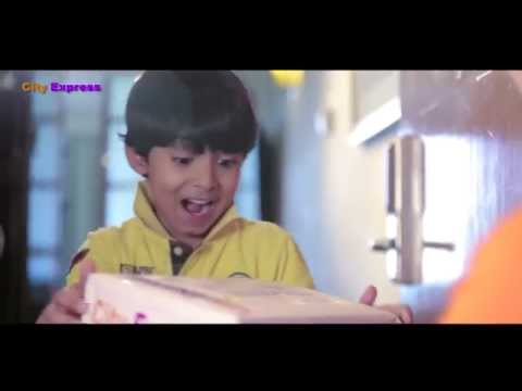 City Express International Courier & Cargo TVC