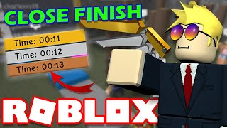 INSANE FINISH in Roblox Elimination Tower - Season 2 (Full Game)