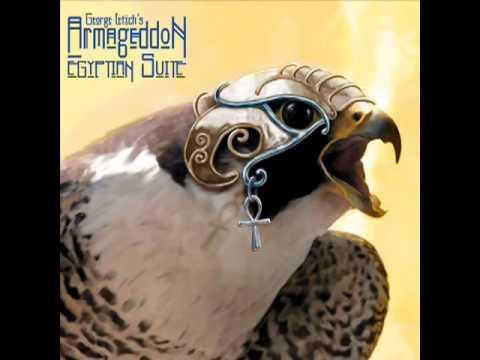 Armageddon - Egyptian Suite (2009) - Full album