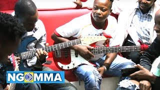 k4 new songs in recording at kisinga sounds