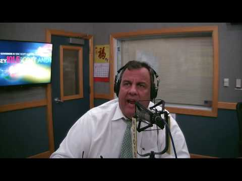 Christie gets mad: 'Dopes' on this stupid radio station' wrong about gas tax