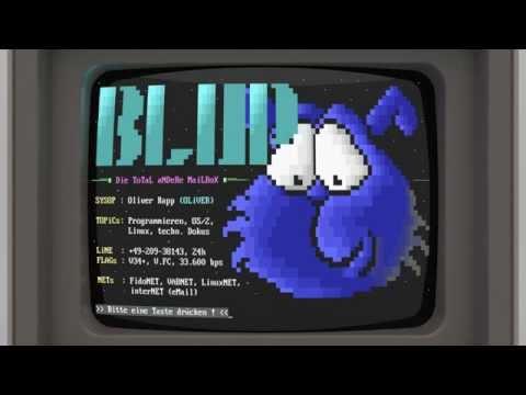 BLUP BBS - Eine der letzten ihrer Art.