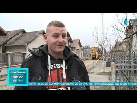Kać: Gradi se kanalizacija u Petrovdanskom naselju