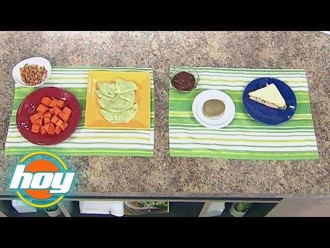 Cenas ligeras y saludables para adelgazar sin pasar hambre   HOY